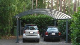 Автомобильные навесы из поликарбоната