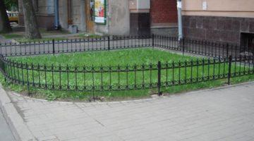 Газонные металлические ограждения в Волгограде